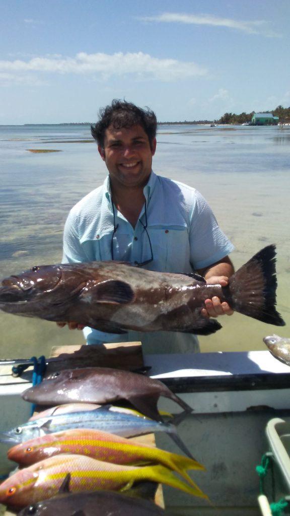 Belize-Guide-Co-big-reef-fishing-catch