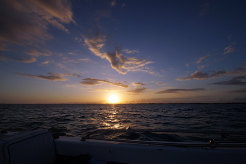 Belize-Guide-Co-sea-sunset